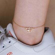 Butterfly Decor Charm Anklet