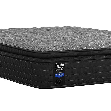 Sealy Posturepedic Chestnut Street Plush Pillow Top - Mattress Only, One Size , Gray