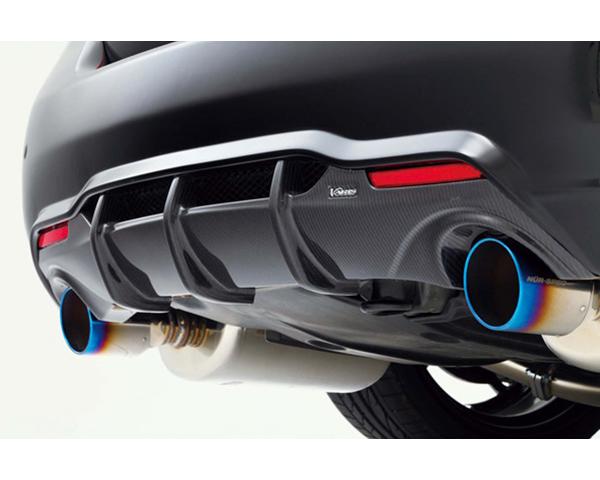 Varis VANI-057 Rear Carbon Bumper | Under Skirt Infiniti M37 | M56 Y51 Fuga 11-13