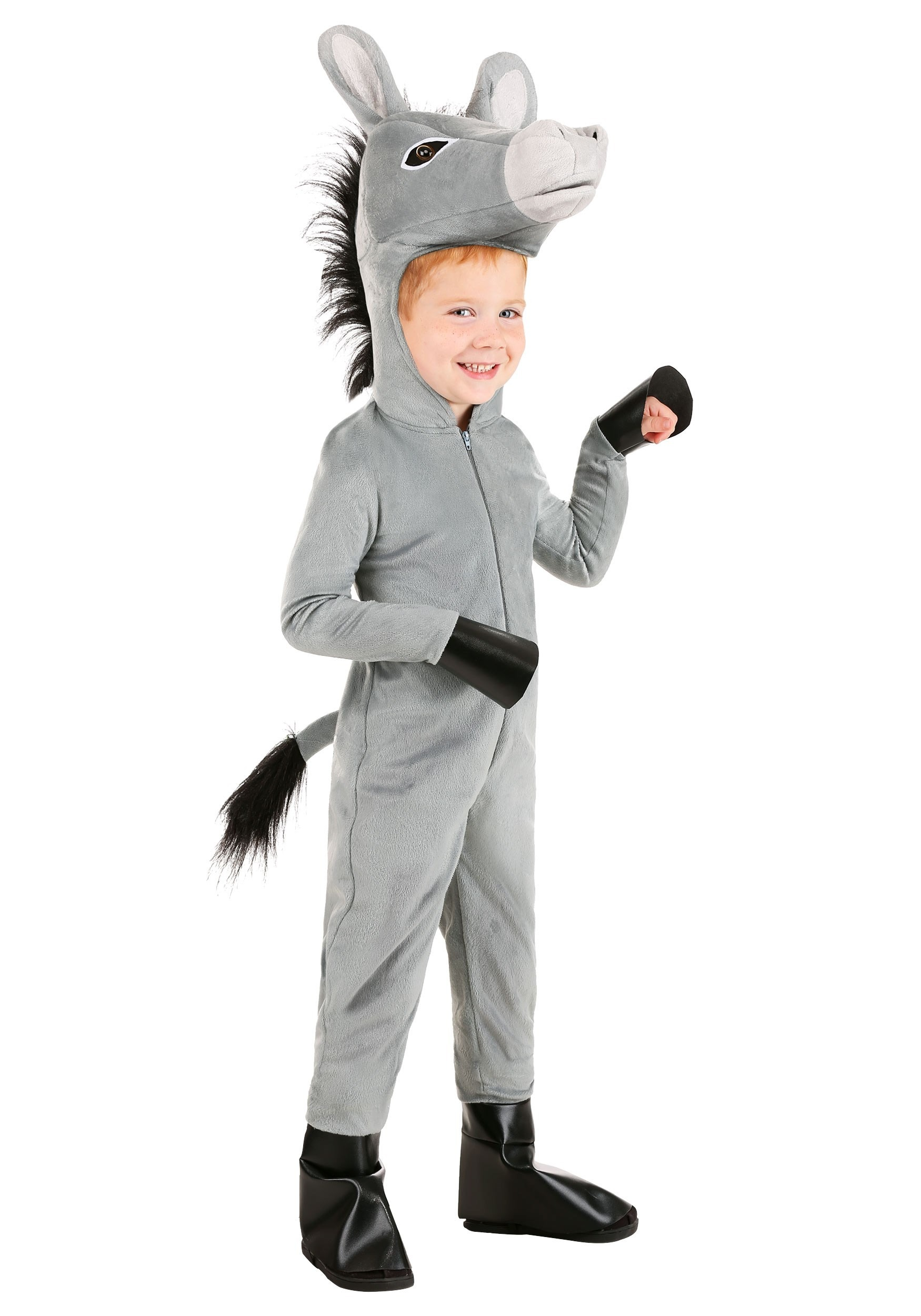 Donkey Costume for Toddlers