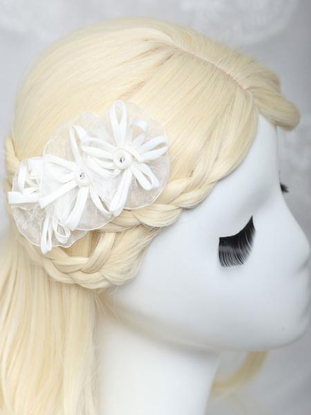 Milanoo Headpieces Wedding Rhinestone Bridal Hair Accessories