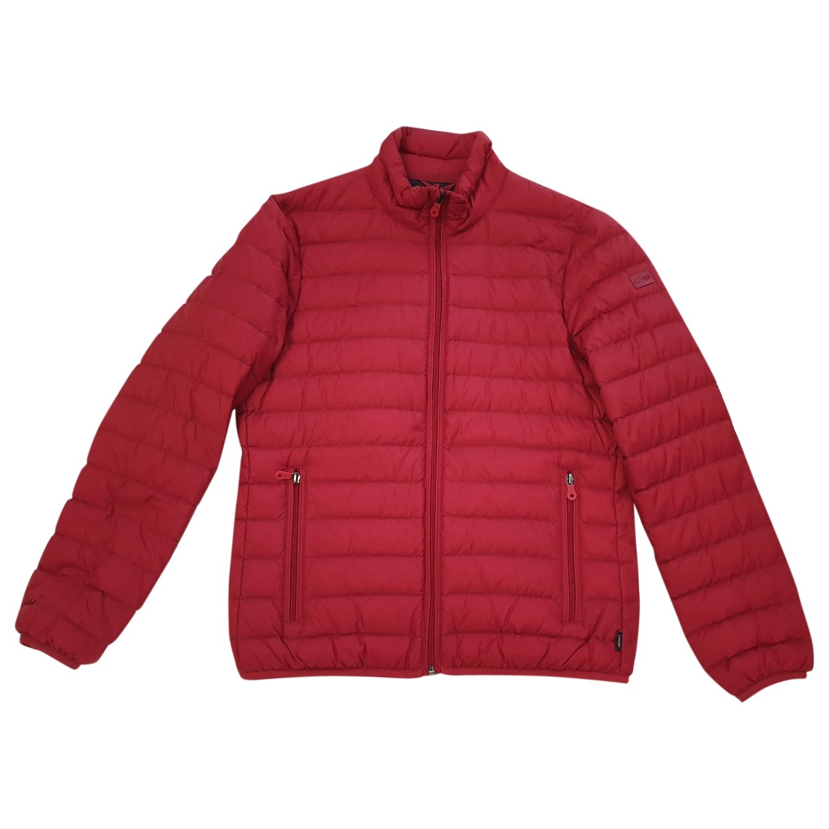Armani Jeans \N Red jacket  for Men XS International