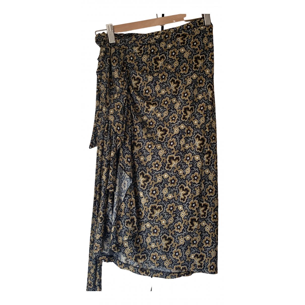 Isabel Marant Etoile \N Multicolour skirt for Women 36 FR