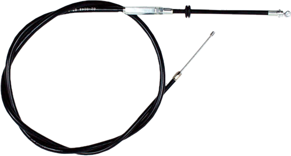 Motion Pro 02-0048 Black Vinyl Throttle Cable 02-0048