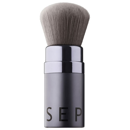 SEPHORA COLLECTION Purse-Proof Charcoal Infused Retractable Brush, One Size , No Color Family