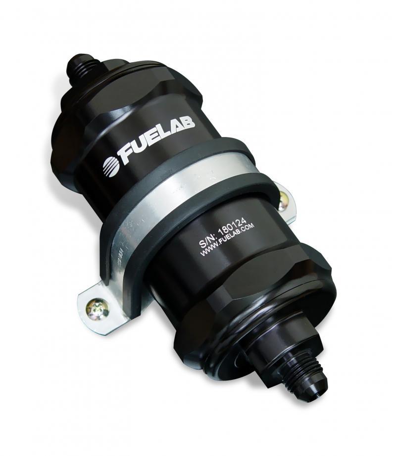 Fuelab 81830-1-10-6 In-Line Fuel Filter
