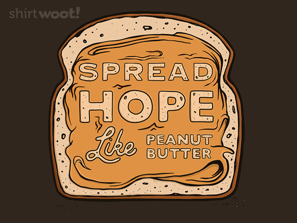 Spread Hope T Shirt