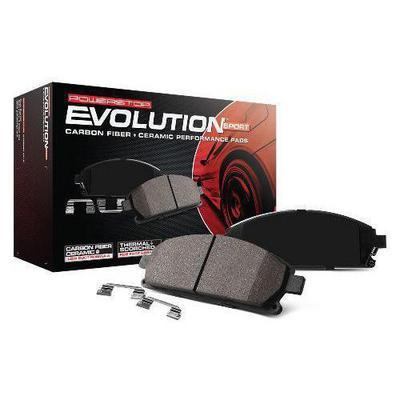 Power Stop Z23 Evolution Sport Brake Pads - Z23-370