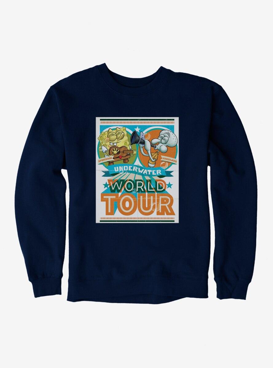 SpongeBob SquarePants Underwater World Tour Sweatshirt
