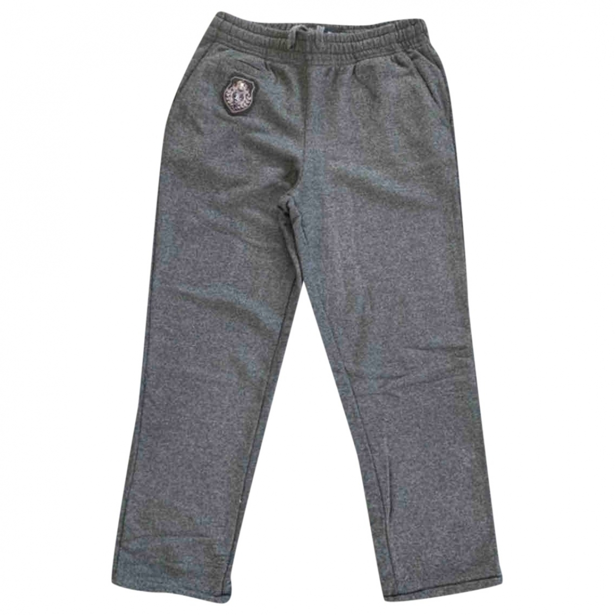 The Kooples \N Grey Cotton Trousers for Men M International