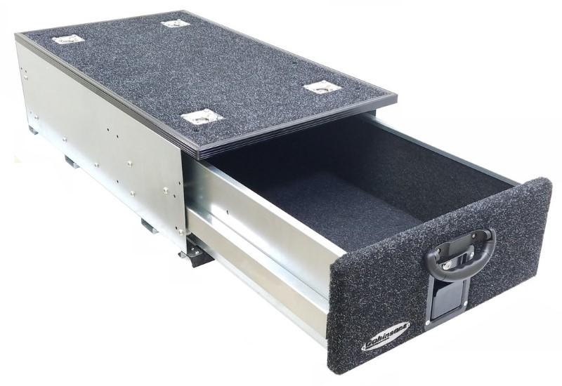 Dobinsons Universal Mount Medium Single Roller Drawer System