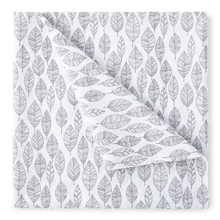 Linden Street Vintage Wash Cotton Sheet Set, One Size , Gray