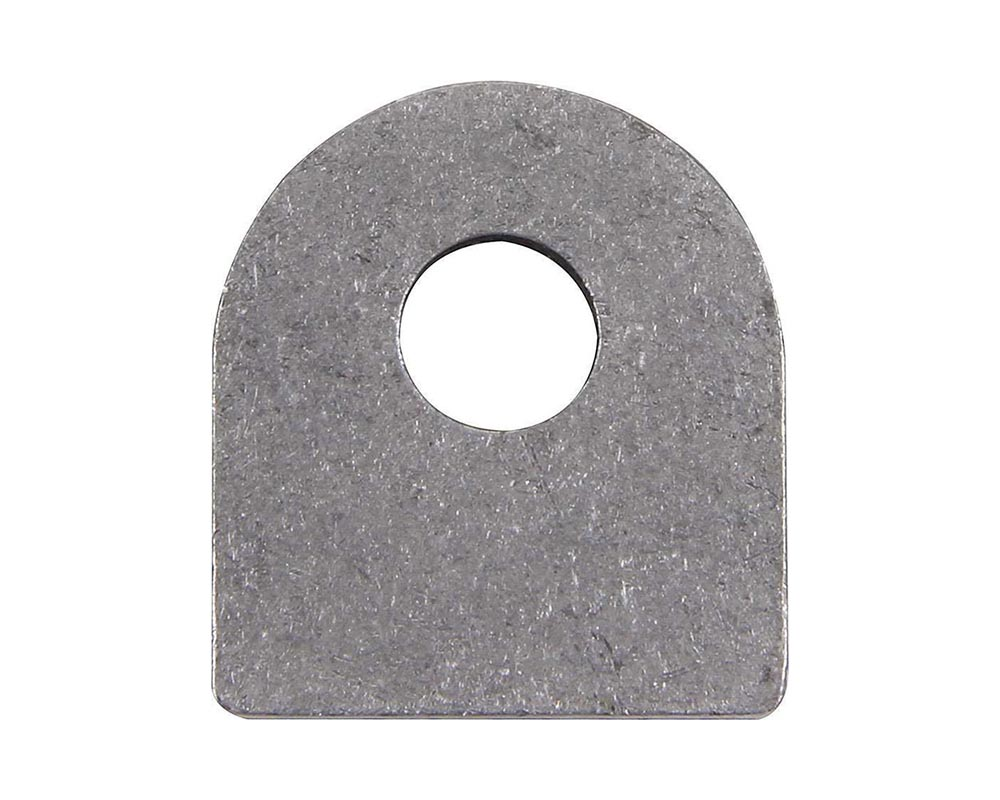 Allstar Performance ALL60090 Mounting Tabs Weld-on 3/8in Hole 4pk ALL60090
