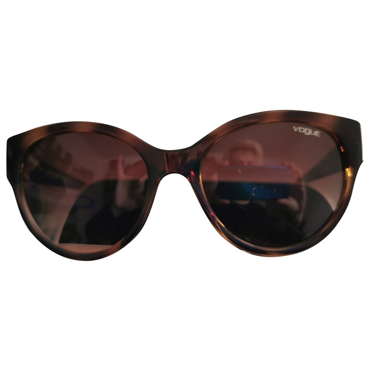 Vogue \N Brown Sunglasses for Women \N