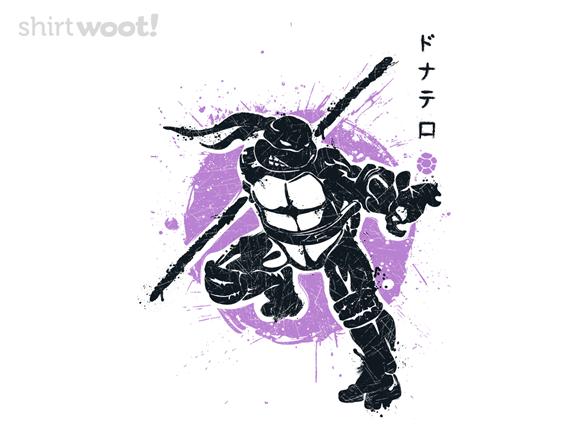 Bo Warrior T Shirt