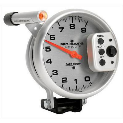 Auto Meter Ultra-Lite Single Range Tachometer - 6856