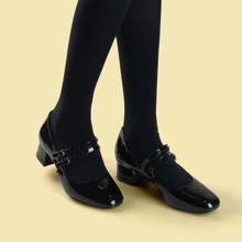 3pairs Simple Multisize Socks