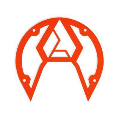 Assault Industries Sidewinder Bezel Set (Orange) - 101005SM0807