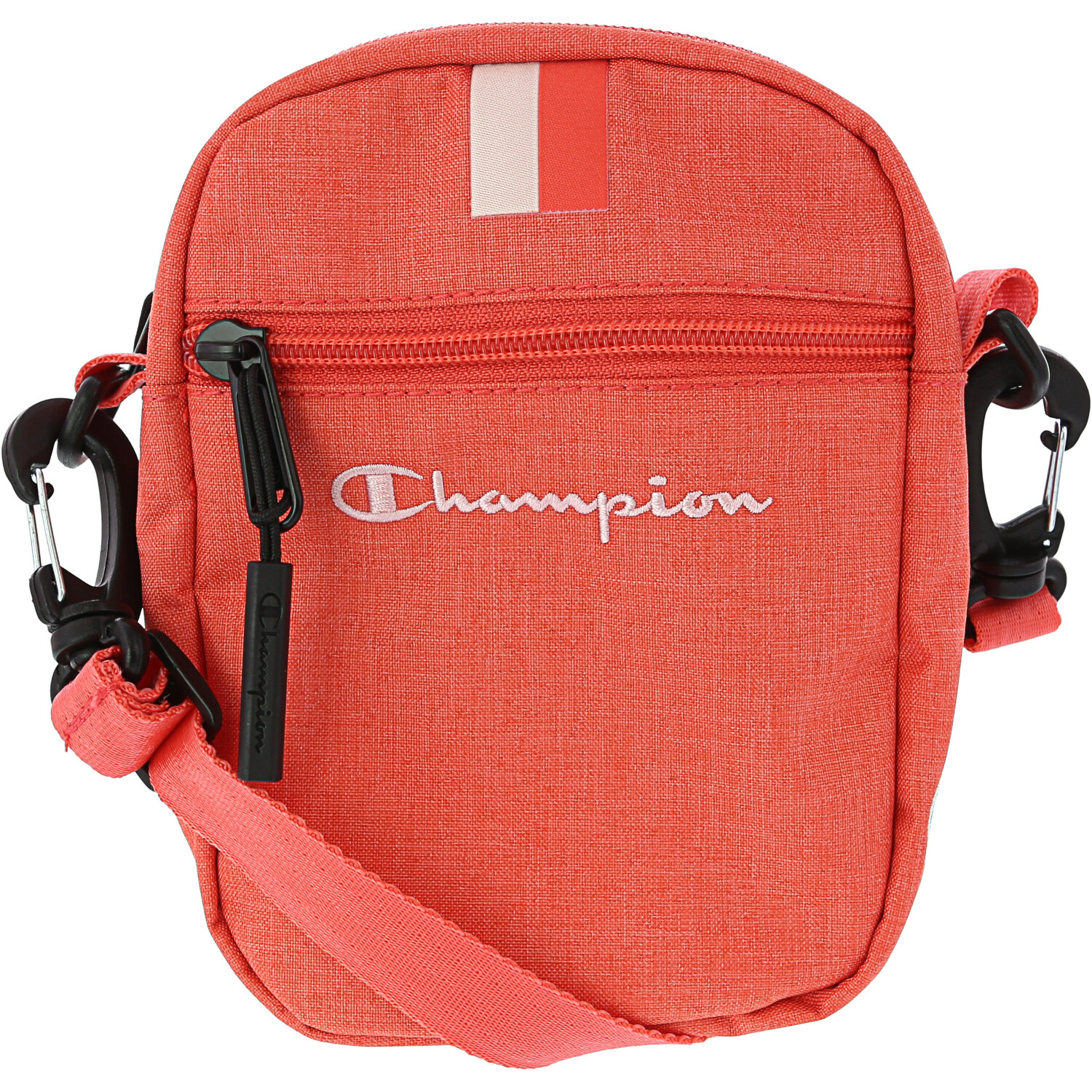 Champion Yc Polyester Cross Body Bag - Coral
