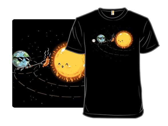 Solar Grillin' T Shirt