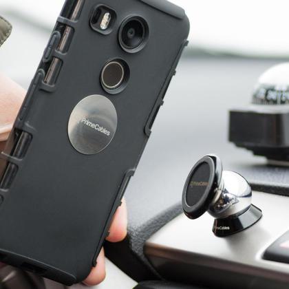 Support de montage de téléphone de voiture universel rotatif de 360 degrés - PrimeCables®