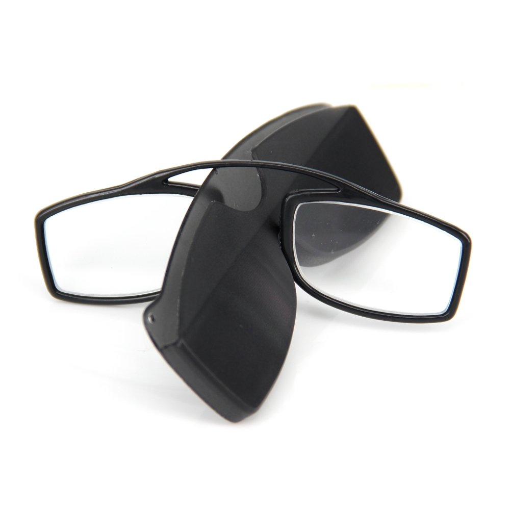 Clip Nose Reading Glasses Mini Presbyopic Glasses With Box Prescription Eyeglasses Unisex Eye Care