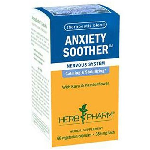 Anxiety Soother 2 Oz by Herb Pharm