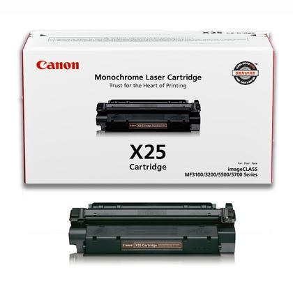 Canon X25 8489A001AA Original Black Toner Cartridge