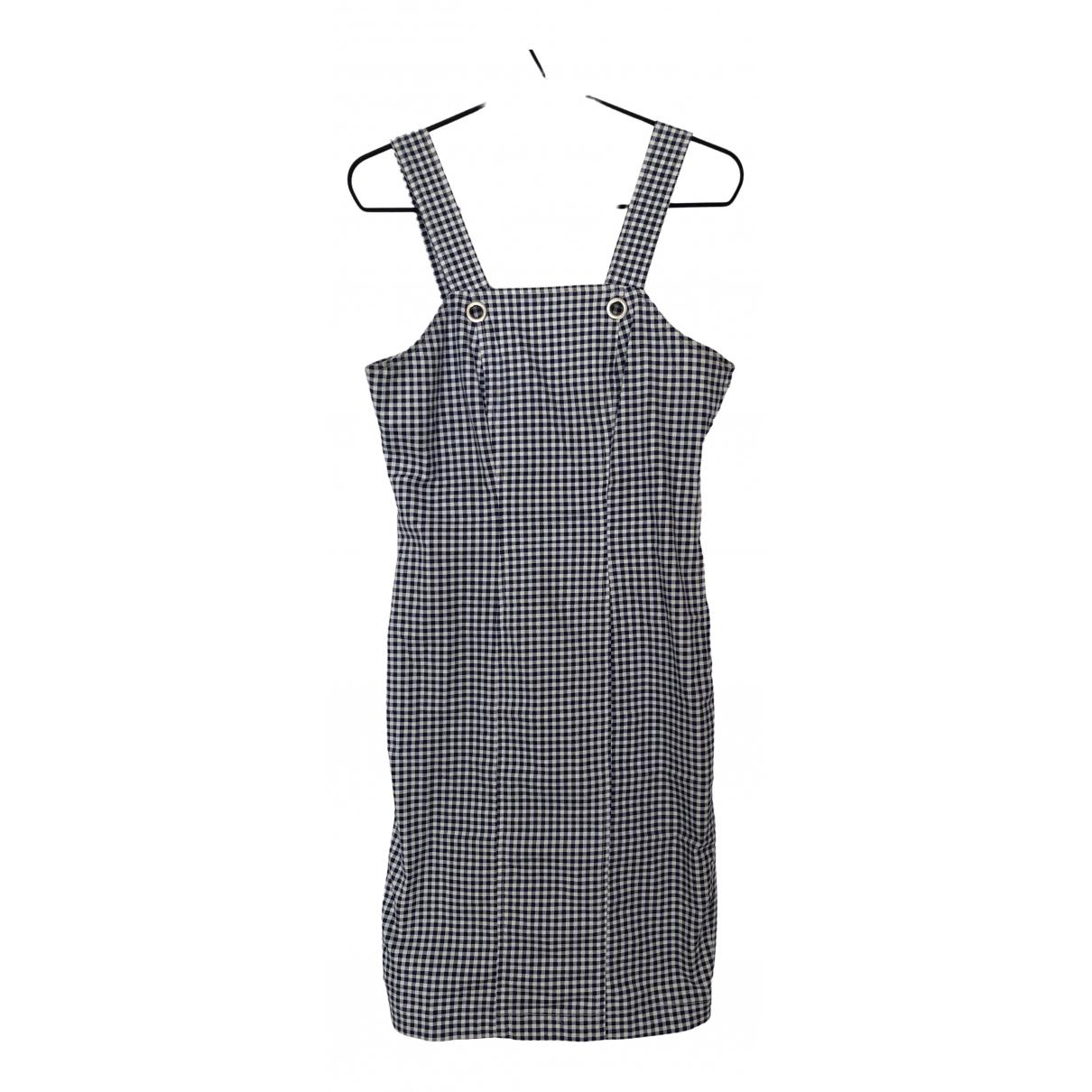 Liu.jo \N Blue Cotton - elasthane dress for Women 40 IT