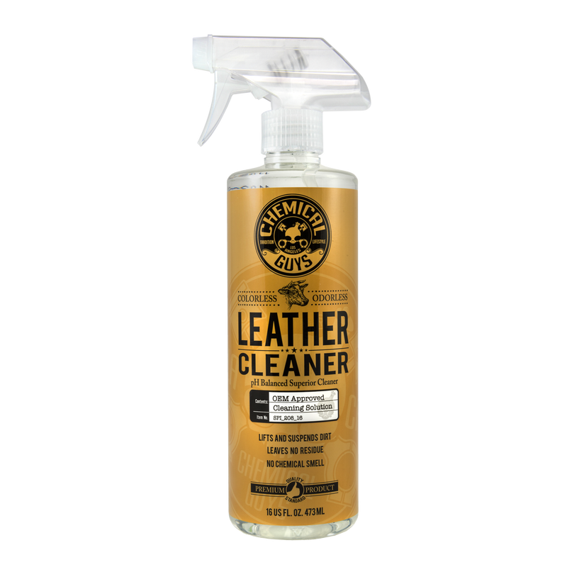 Car Leather Cleaner - Chemical Guys