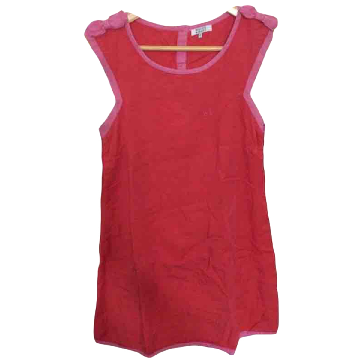 Brigitte Bardot \N Red Cotton dress for Women 34 FR