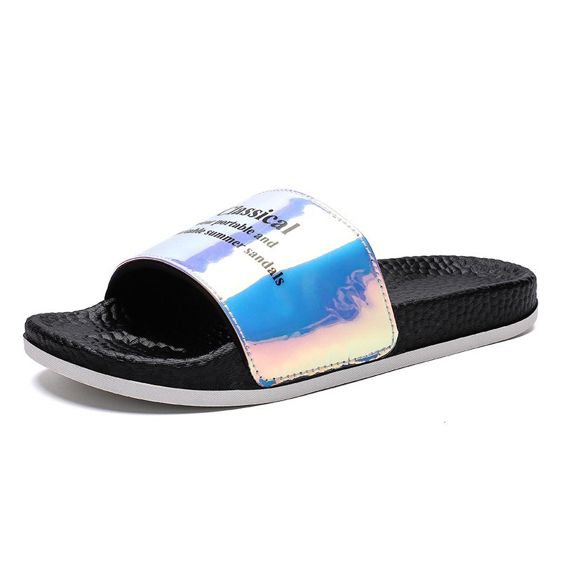 Ericdress Print Simple Men's Summer Slippers