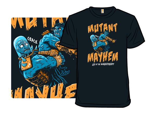 Mutant Mayhem T Shirt