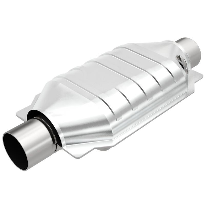 MagnaFlow 93535 Exhaust Products Universal Catalytic Converter - 2.25in.