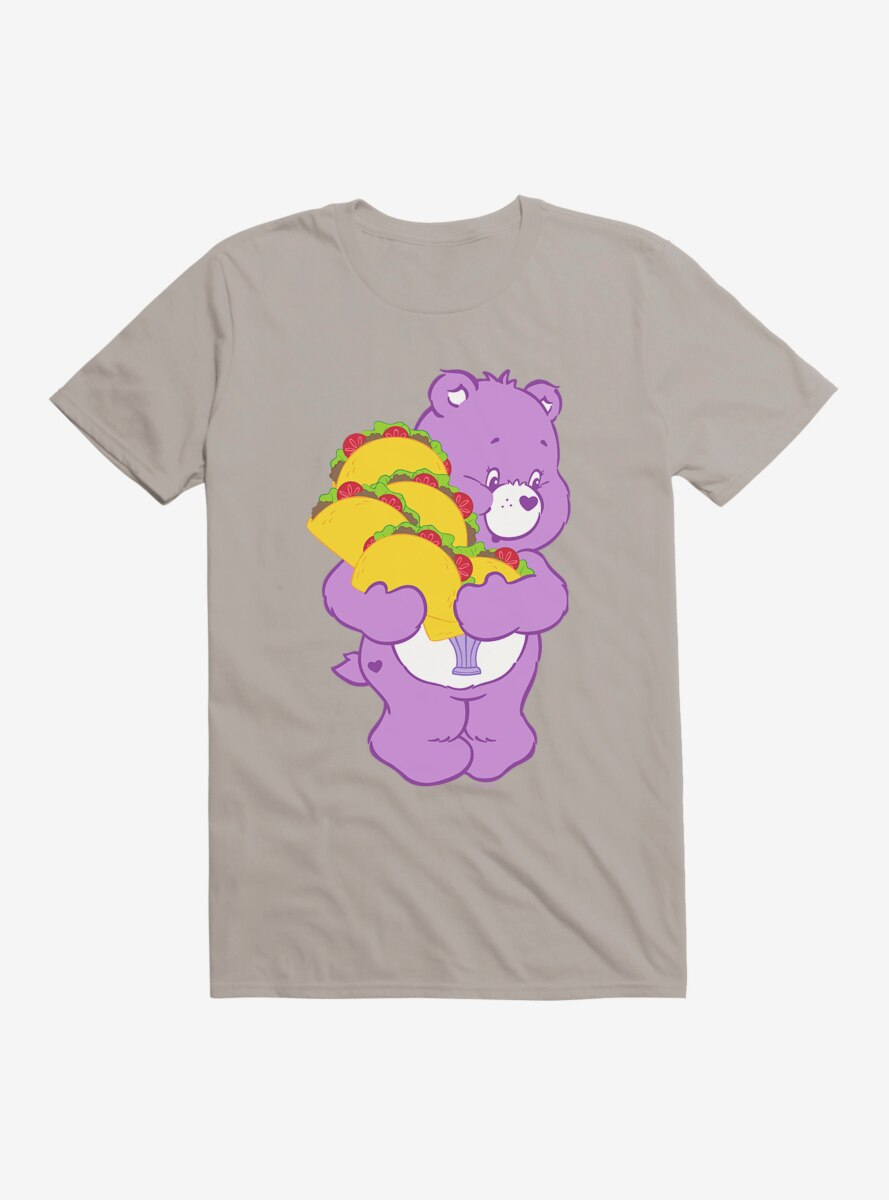 Care Bears Share Bear Taco T-Shirt