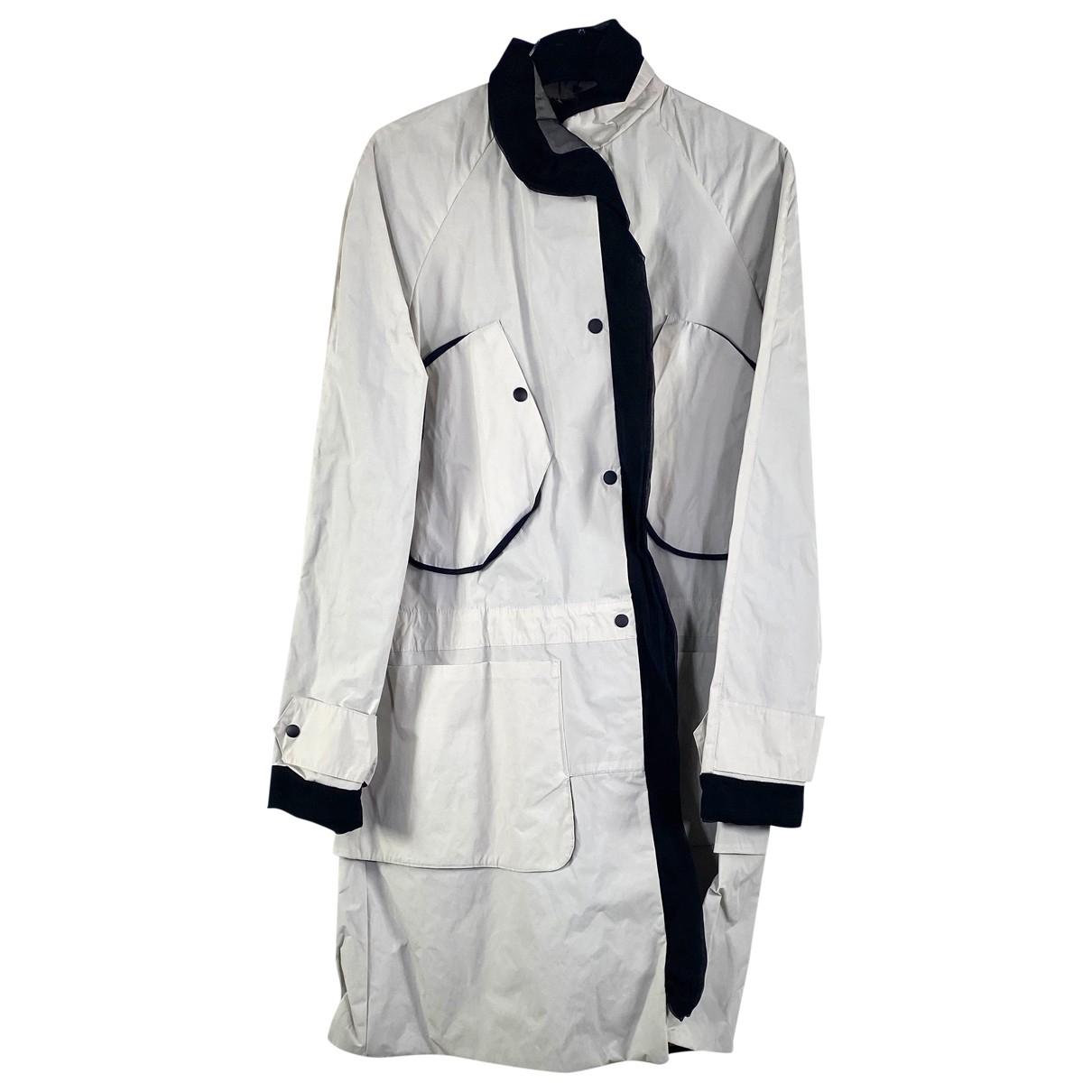 Bottega Veneta \N Beige coat for Women 42 IT