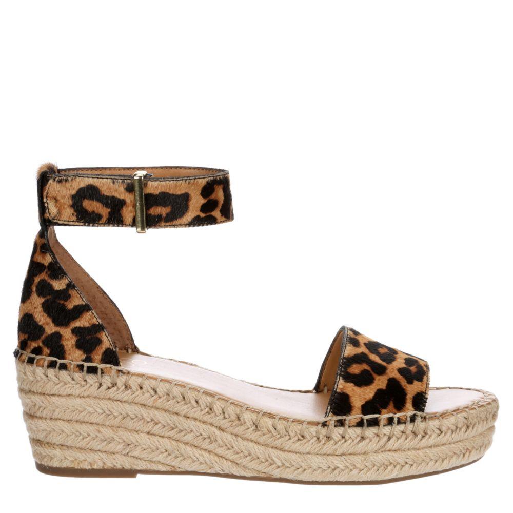 Franco Sarto Womens Pela Espadrille Wedge Sandal Sandals
