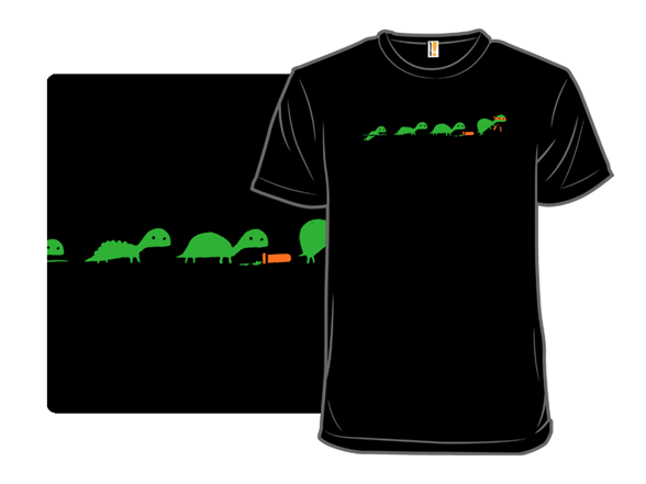 Evolution And Mutation T Shirt