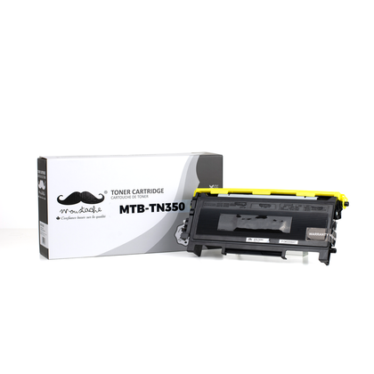 Compatible Brother HL-2040R Black Toner Cartridge by Moustache