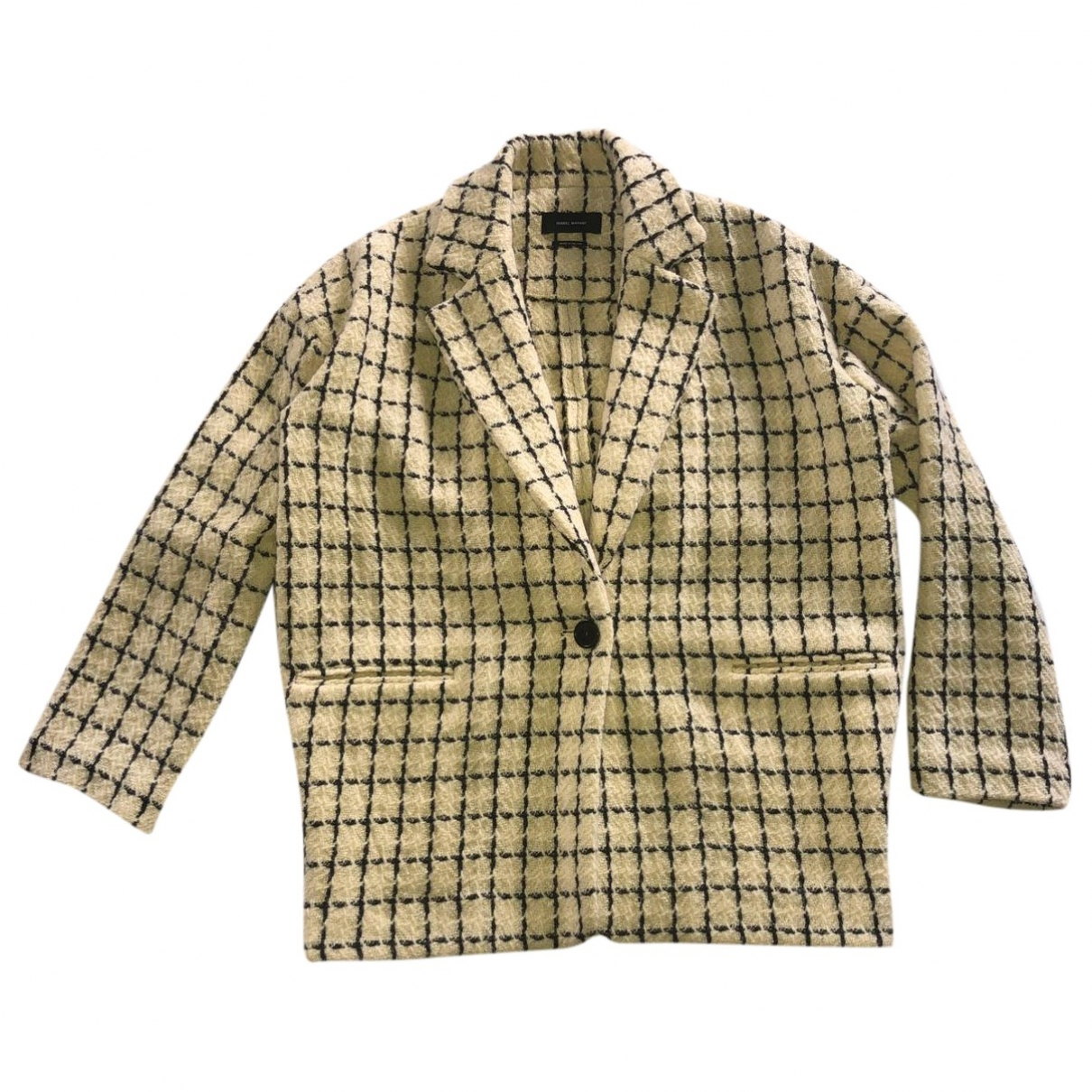 Isabel Marant \N Beige Wool jacket for Women 34 FR