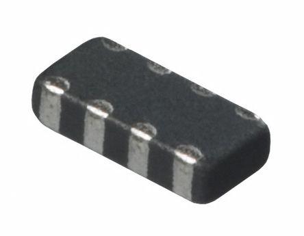 Murata Ferrite Bead, 3.2 x 1.6 x 0.8mm (1206 (3216M)), 1000Ω impedance at 100 MHz (10)