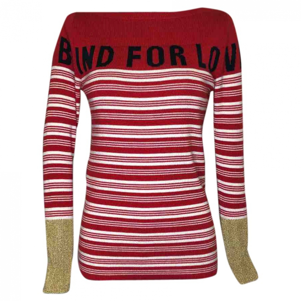 Gucci \N Red Cashmere Knitwear for Women XS International