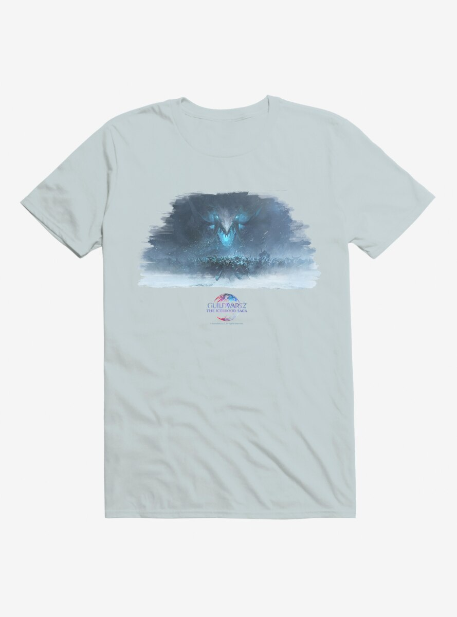 Guild Wars 2 The Icebrood Saga T-Shirt