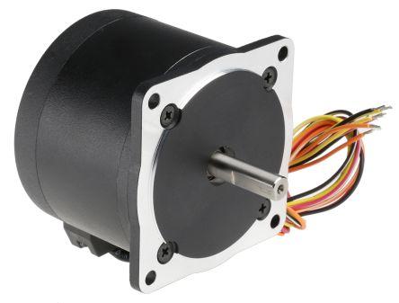 RS PRO Parallel, Series, Unipolar Hybrid Stepper Motor 1.8°, 2.3 (Unipolar) nm, 2.8 (Parallel) nm, 2.8 (Series) nm,