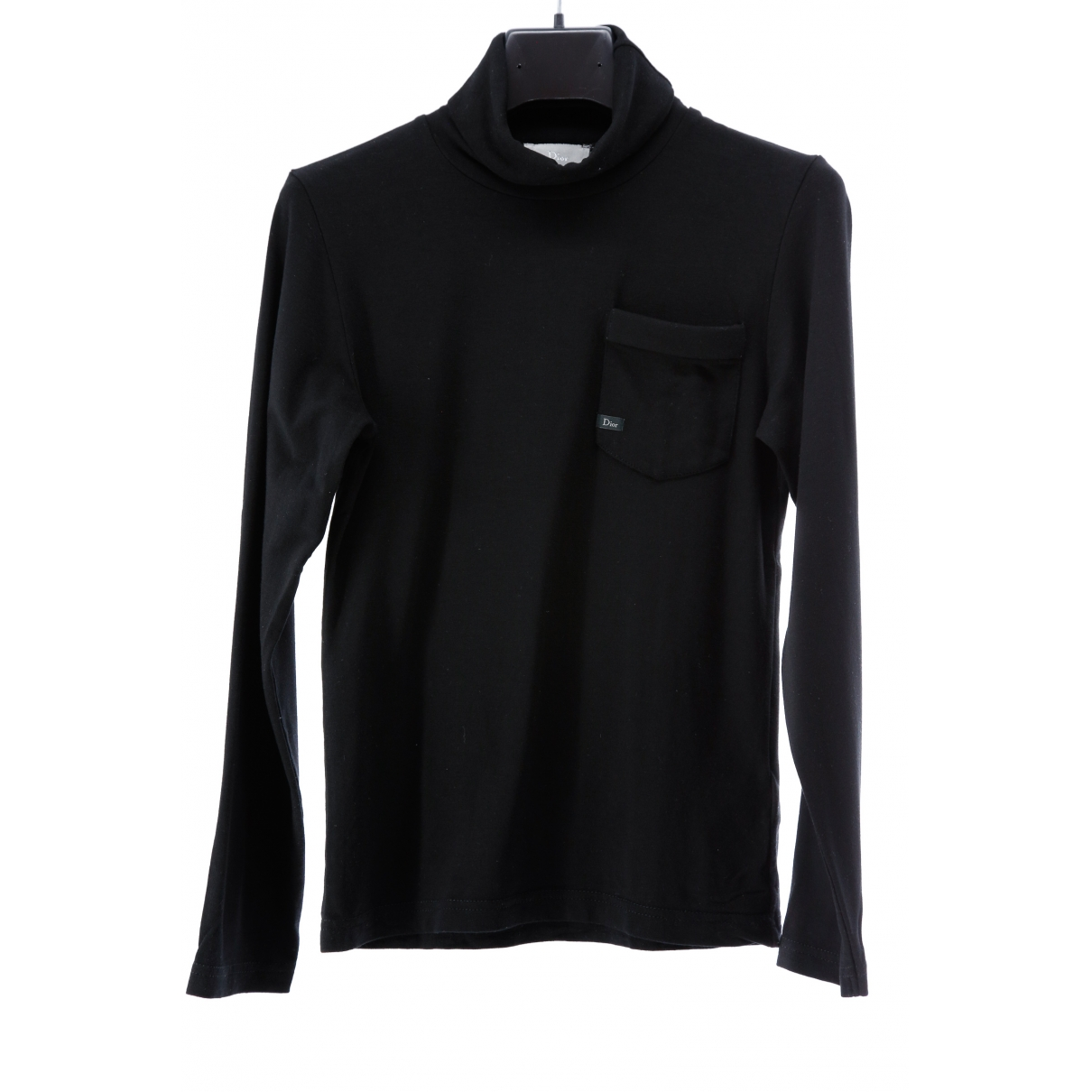 Dior \N Black  top for Kids 10 years - up to 142cm FR