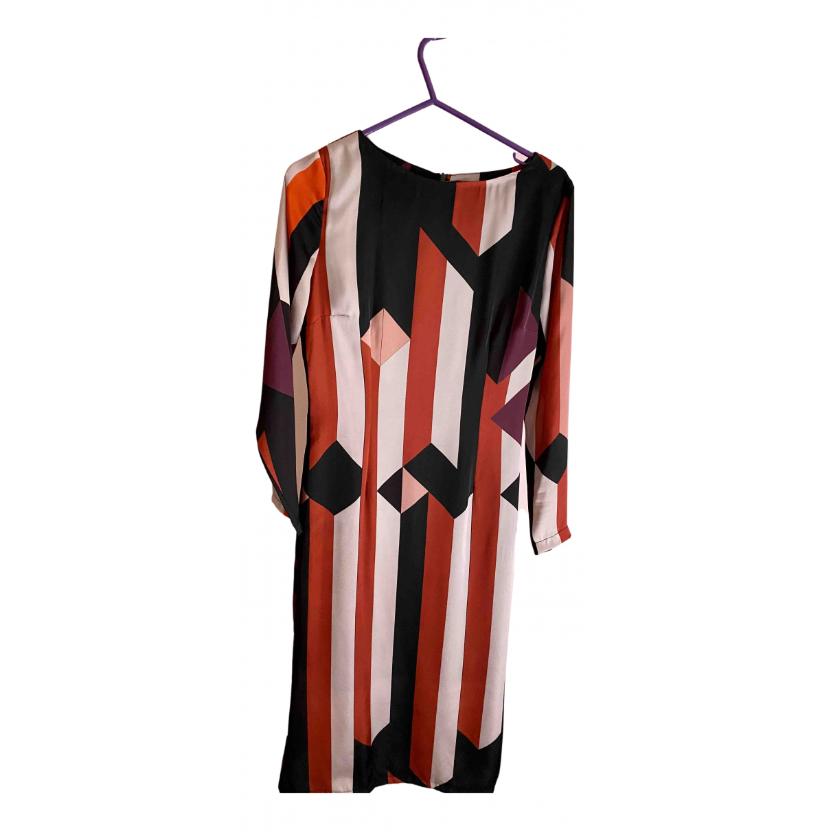 Stefania Vaidani \N Multicolour dress for Women S International