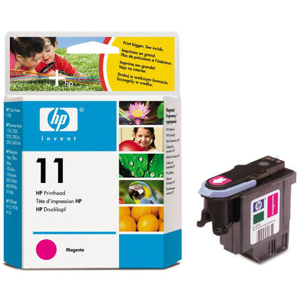 HP 11 C4812A Original Magenta Printhead
