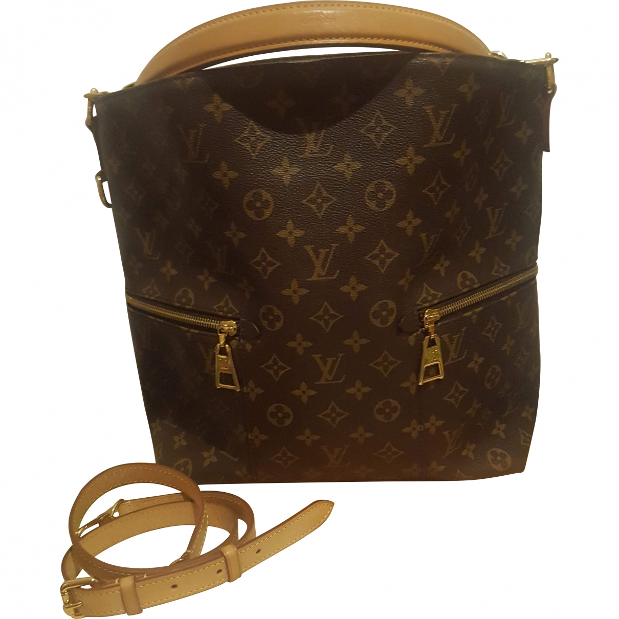 Louis Vuitton Mélie Cloth handbag for Women \N