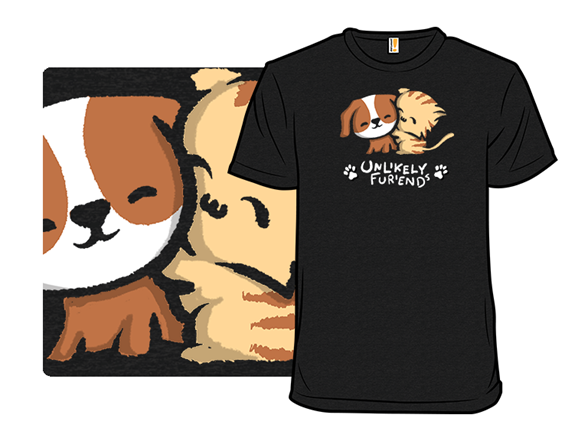 Unlikely Furiends T Shirt