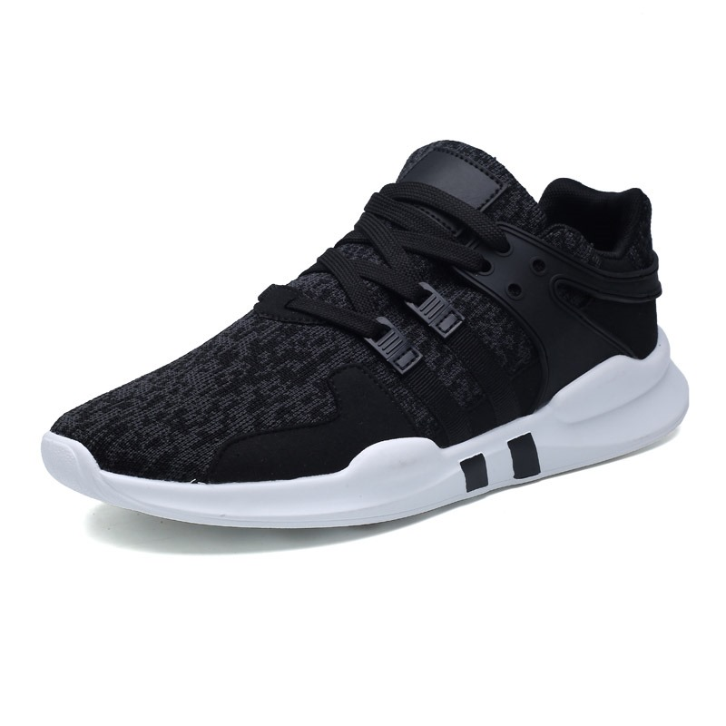Ericdress Lace-Up Low-Cut Upper Round Toe Men's Sneakers